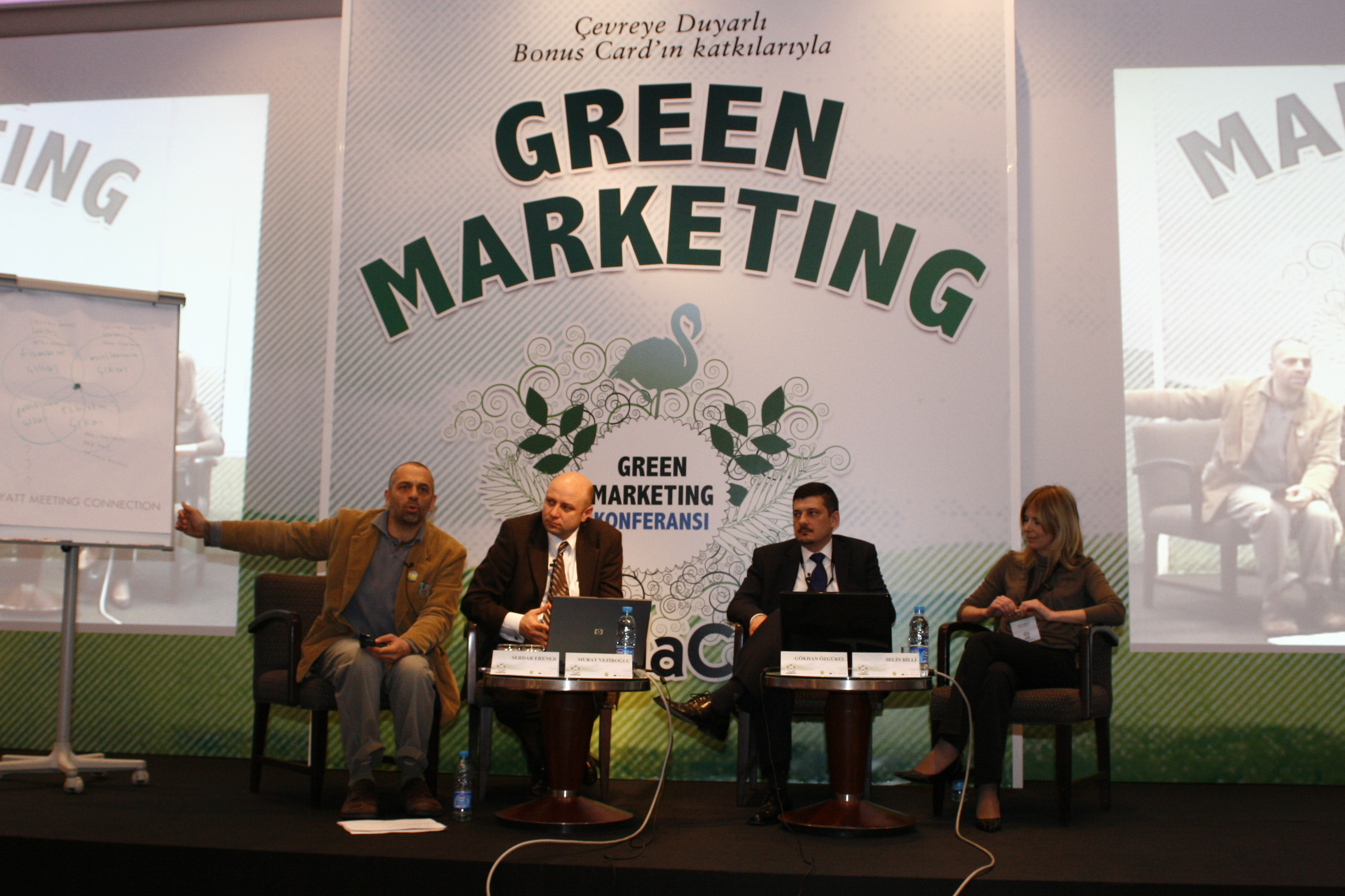 GREEN MARKETING KONFERANSI 2008